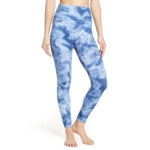 NWOT Free People Shanti Tye Dye Legging XS/S